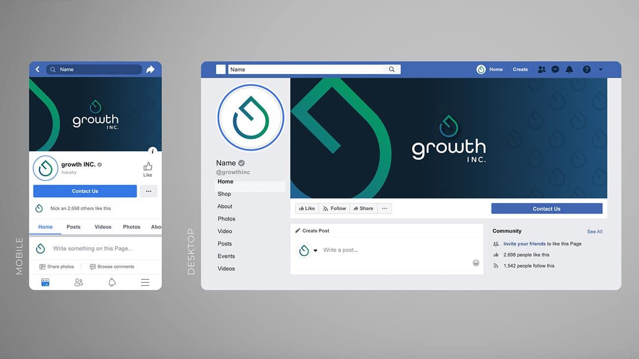growth inc. social branding