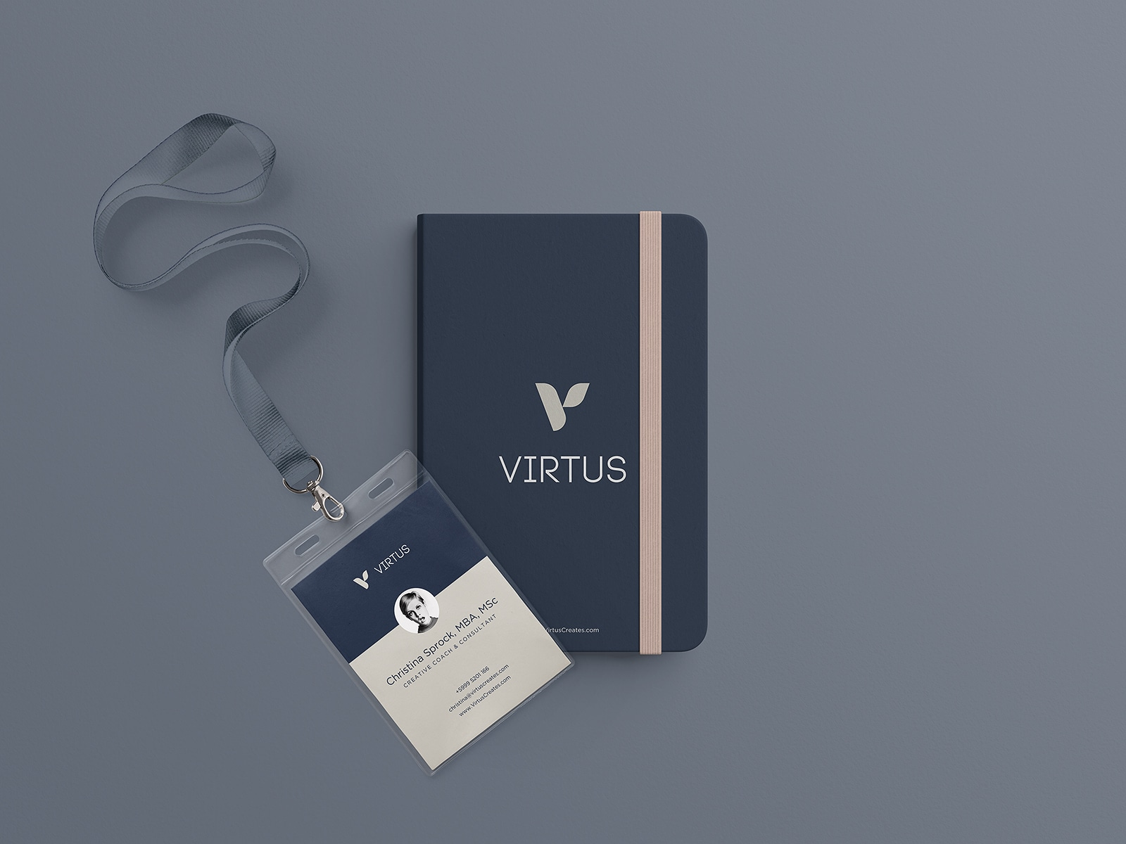 virtus, branding, brand identity