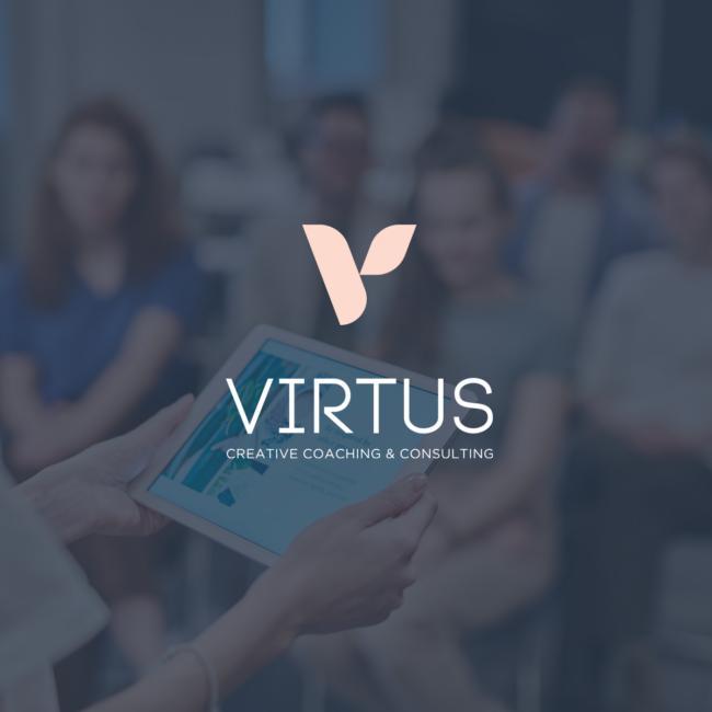 virtus, branding